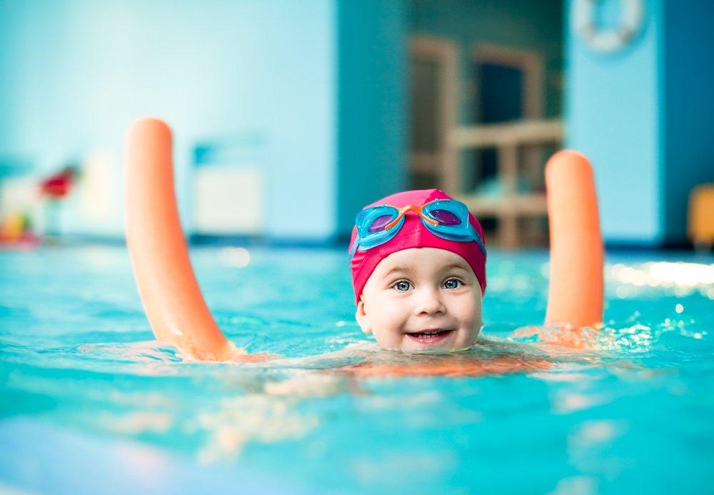 Swimming pool testing and chlorination ELP Scientific